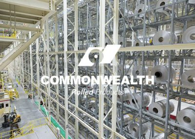 COMMONWEALTH ROLLED PRODUCTS