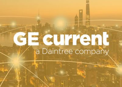 GE CURRENT, A DAINTREE COMPANY